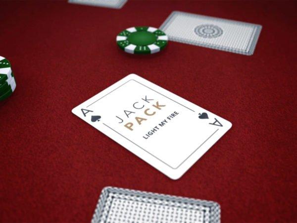 Jack Pack Album Promo's