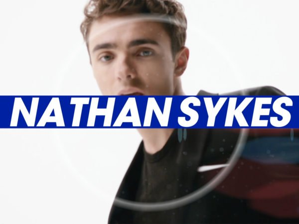 Nathan Sykes stage intro