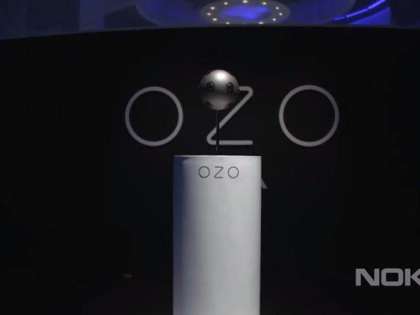 Nokia OZO European Launch